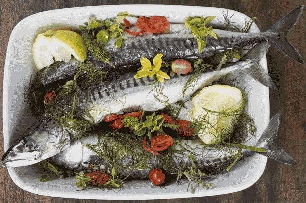 аппетитная рыбка