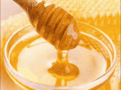 мед и краска