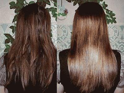 Улучшение волос хной