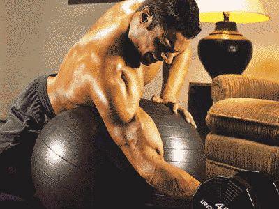 Разные упражнения для бицепса