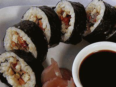 Филадельфия суши попробуй