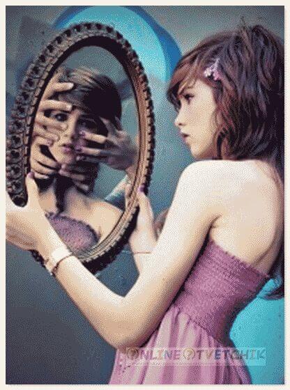 Спать возле зеркала