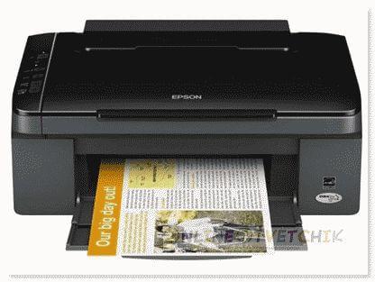 Принтер не работает