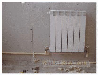 Сделать отопление в частном доме своими руками 146