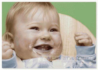 Предотвратить срыгивание у малыша