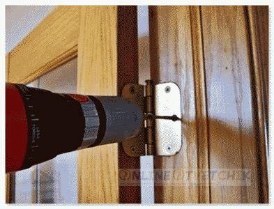 Правила для установки дверей