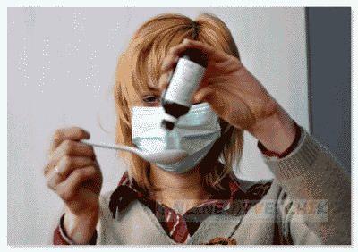 Заболеть легко - простудись