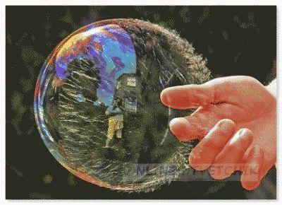 Приготовление крепких пузырей