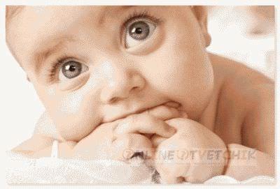 Икота у малышей - способы избавится