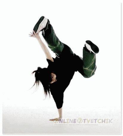 Правильно научится танцевать хип-хоп