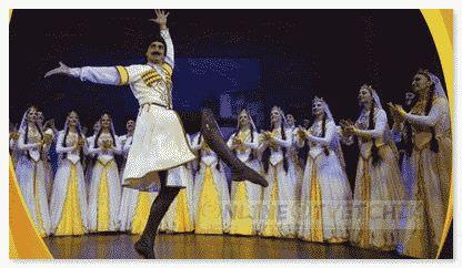 Танцевать лезгинку профессионально