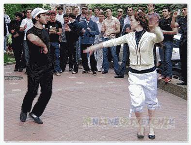 Танцевальные лезгинки
