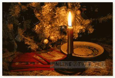 Вещи и свечи для гадания на суженого ряженого