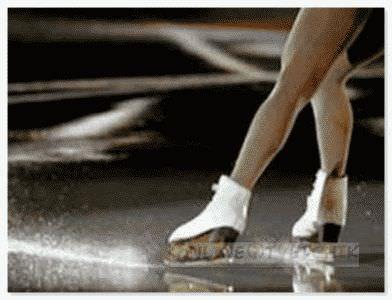 Постава - залог успеха в катании на коньках