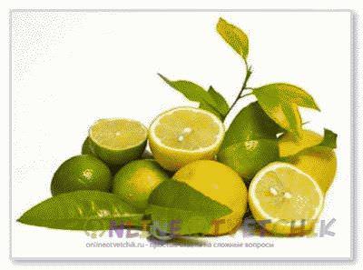 Что лучше брать к текиле лимон или лайм?