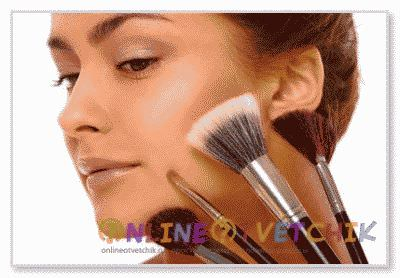 Сделать макияж для глаз дома самой