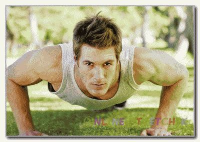 Сейчас в моде спорт, здоровье и красивые тела