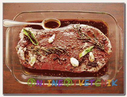 Как создать вкусный маринад для мяса своими руками