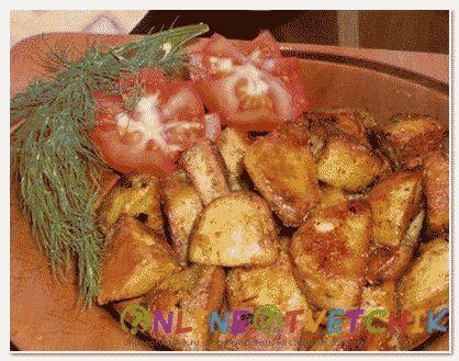 Несколько рецептов приготовления жареного картофеля