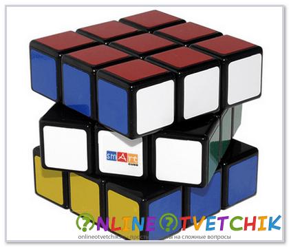 Цвета кубика