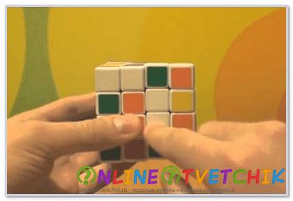 Что необходимо помнить при сборке кубика рубика