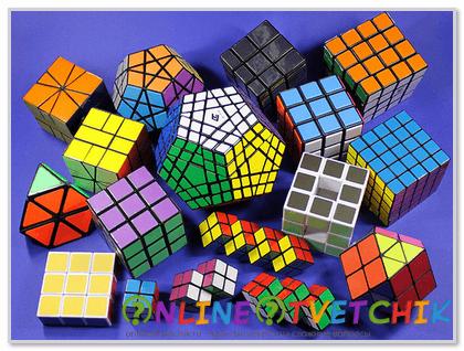 Какая роль цветов в кубике рубике