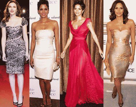Как выбрать платье по фигуре