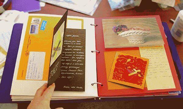 Как красиво подписать открытку