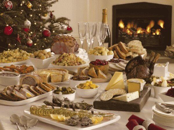 Как не набрать вес во время праздников