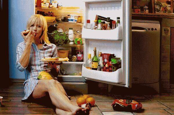 Как отучиться есть ночью