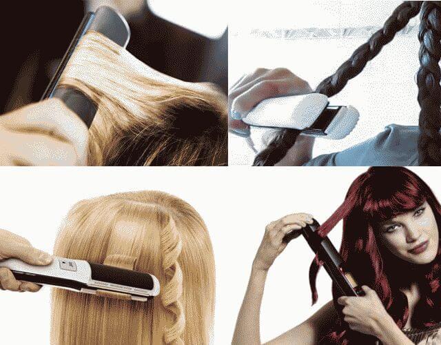 как закрутить волосы без бигуди