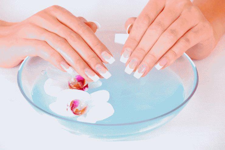 Ванночки для укрепления ногтей в домашних условиях рецепты