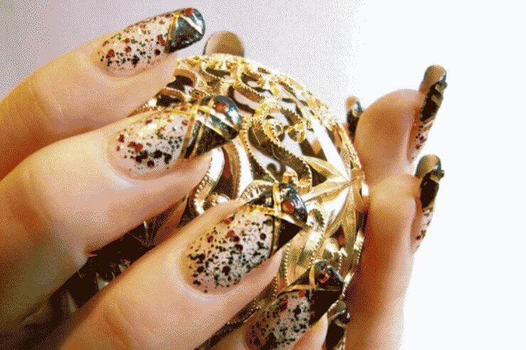 модный дизайн ногтей 2016 фото новинки