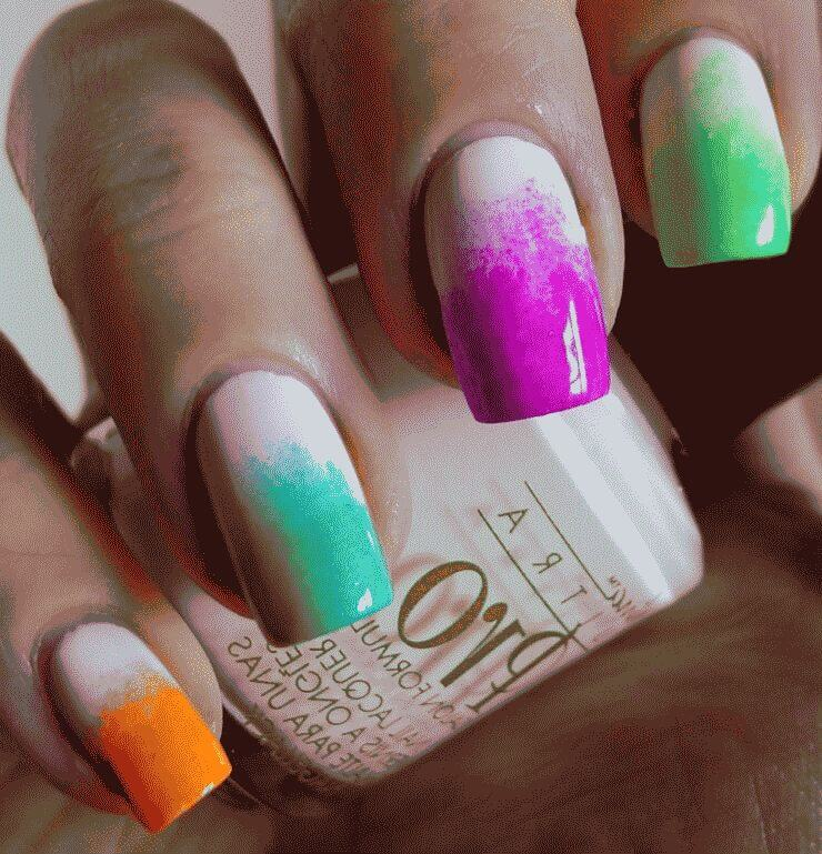 colorful-ombre-nail-design-idea-with-gradient-effects-cool-nail-polish-design