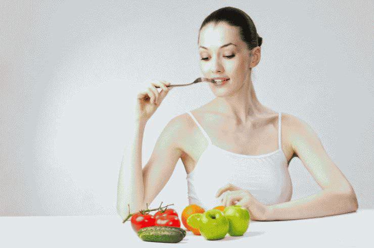 как питаться чтобы убрать жировую прослойку