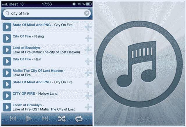 Как закачать музыку на айфон