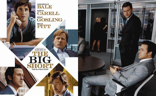 Фильмы номинированные на «Оскар» 2016