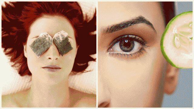 Маски для глаз убрать синяки под глазами
