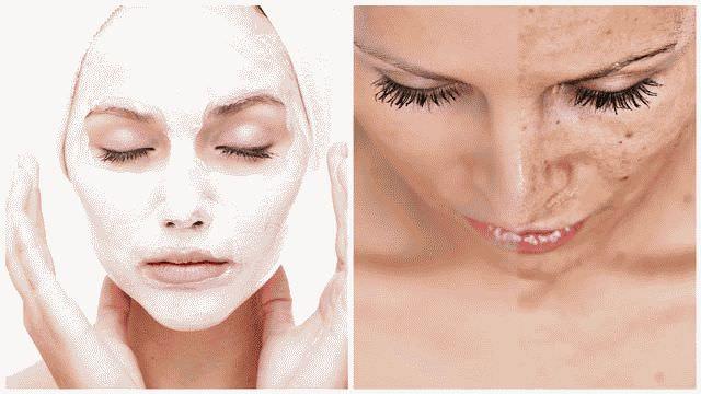 Коричневые пятна на коже на лобке
