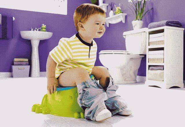 Как приучить ребёнка к горшку в 1.5 года?