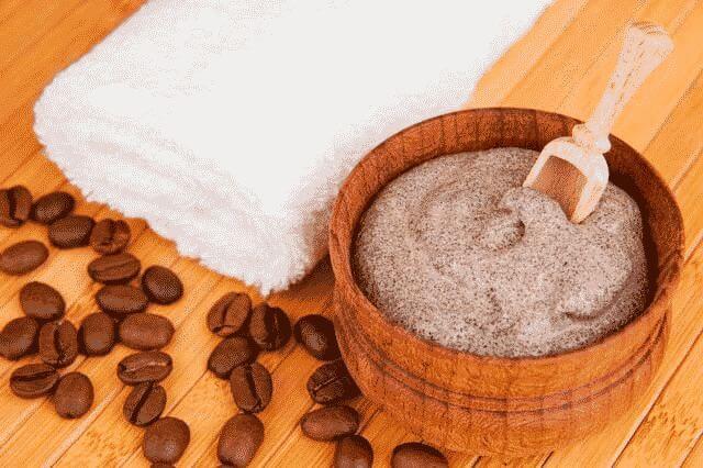 Как сделать скраб из кофе для тела в домашних условиях?