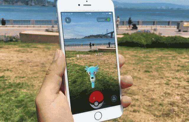 Как ловить покемонов в Pokemon Go?