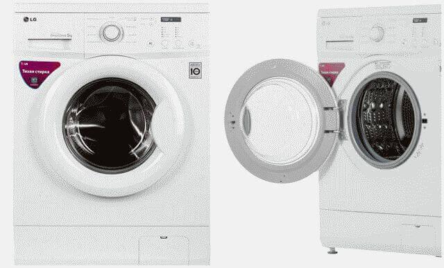 ТОП-10 стиральных машин