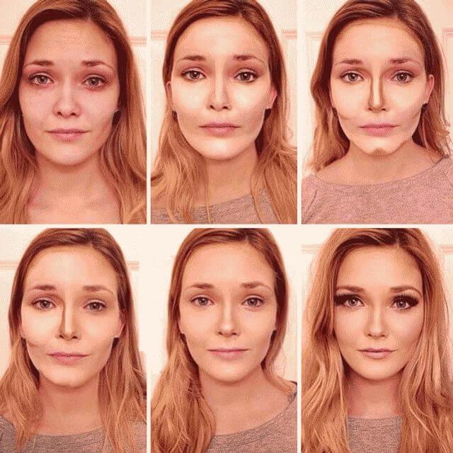 Как пользоваться хайлайтером для лица?