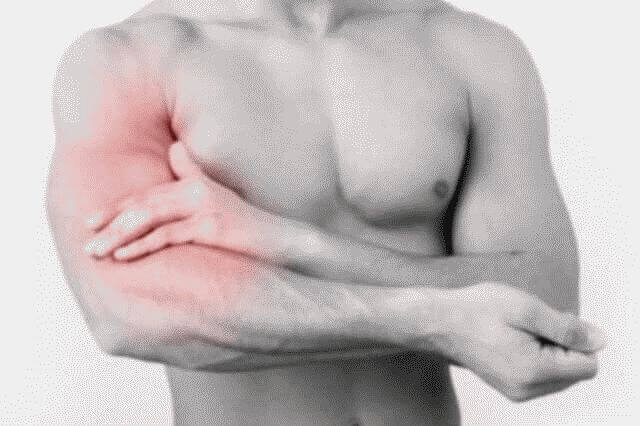 Болит рука от плеча до локтя: причины, чем лечить?
