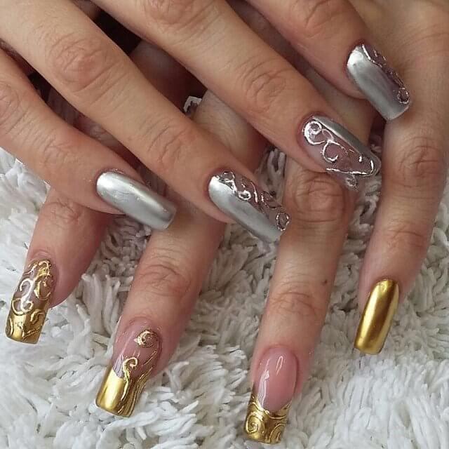 Фото эксклюзивные ногти