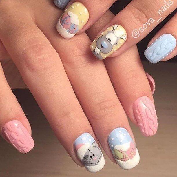 Дизайн ногтей 2017 тенденции