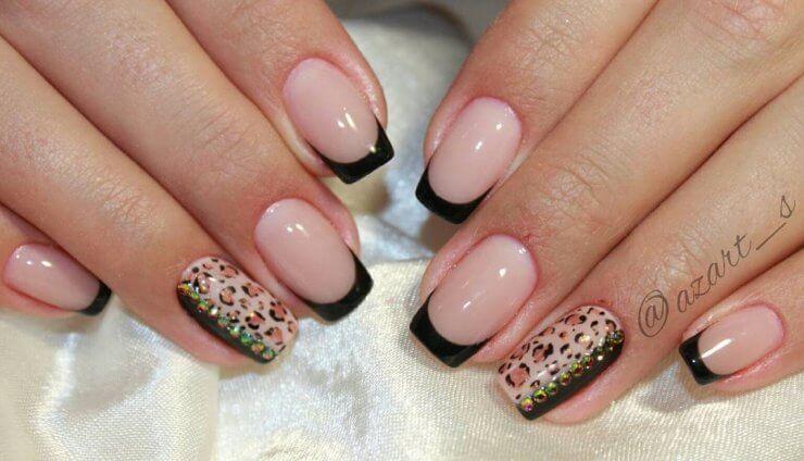 Современные рисунки на ногтях в домашних условиях Оригинальные рисунки на ногтях Красота как обзраз